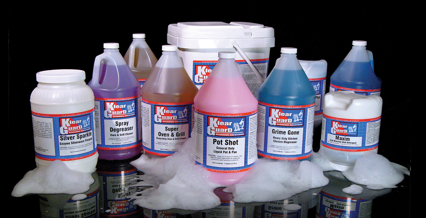 foodservice cleaning supplies